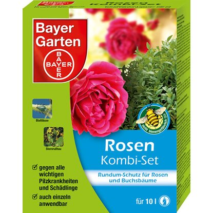 Bayer Rosen-Kombi-Set 130 ml