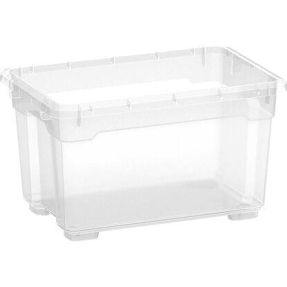 OBI Allzweckbox Santos Transparent XXS 4,5 l