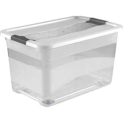 Kristallbox 52 l Transparent