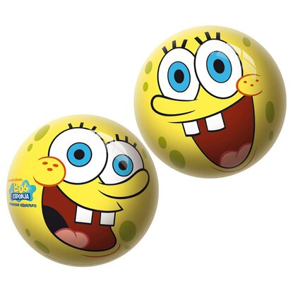 Happy People Kunststoffball Spongebob 23 cm