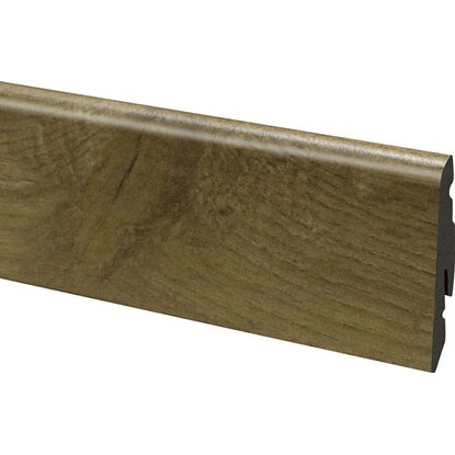 Sockelleiste KU014L Color Oak 14 mm x 58 mm x 2400 mm