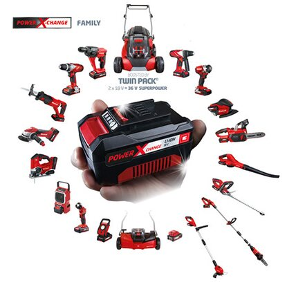 Einhell Power X-Change 18 V 3,0 Ah Li-Ion System-Akku