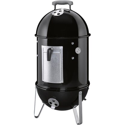 Weber Räucherofen Smokey Mountain Cooker 37cm Black