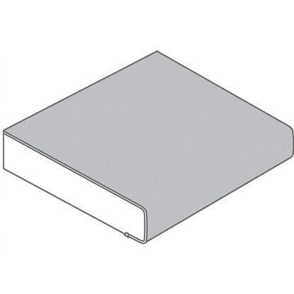 Arbeitsplatte 90 cm x 39 cm sandy weissgrau s210 c for Arbeitsplatte 90 cm