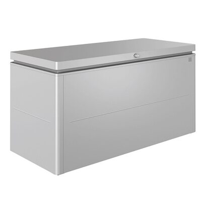 Biohort Loungebox Gr. 160 Silber-Metallic
