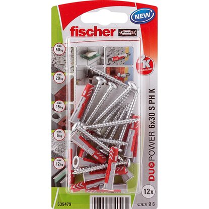 Fischer Duopower 6X30 S PH K NV