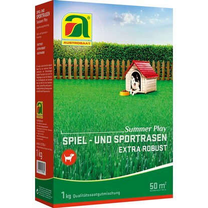Austrosaat Sportrasen SummerPlay 1 kg