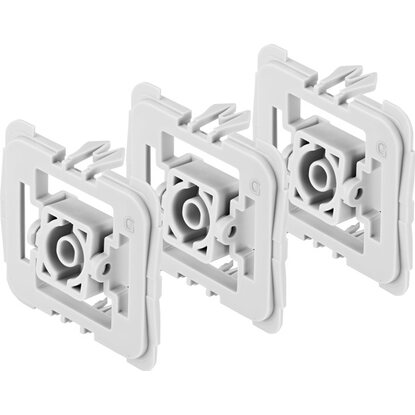 Bosch Adapter-Set Smart Home Gira 55 3 Stück