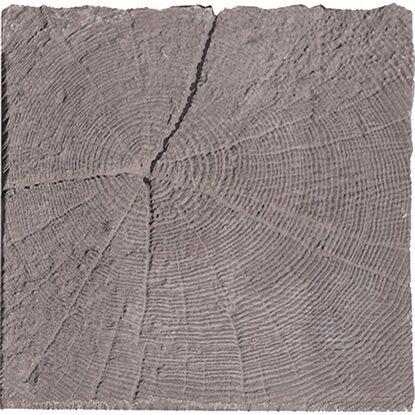 Beton Holzoptik Selber Machen häusler stirnholz aus beton in holzoptik 22 5 cm x 22 5 cm x 4 5cm
