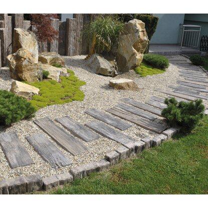 h usler palisade aus beton in holzoptik 67 cm x 32 cm x 8 cm kaufen bei obi. Black Bedroom Furniture Sets. Home Design Ideas