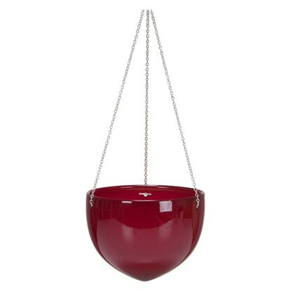Scheurich Hängeampel 845 Ø 18 cm Dark Red