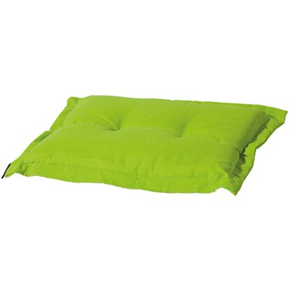 Madison Hocker Sitzkissen Panama Lime 50 cm x 50 cm