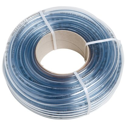 Glasklarschlauch PVC 12 mm x 2 mm Meterware