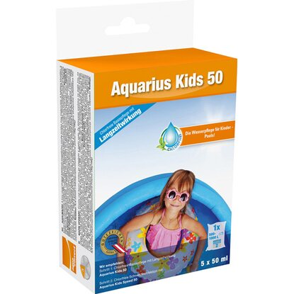 Steinbach Poolpflege Aquarius Kids 50 speziell für Kinder-Pools