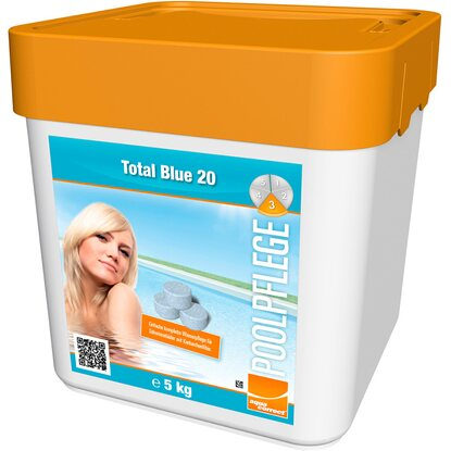 Steinbach Multifunktionstabletten Total Blue 20 g Inhalt 5 kg