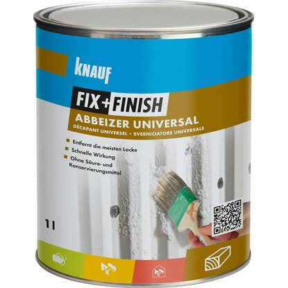 Knauf Fix + Finish Abbeizer Universal 1 l
