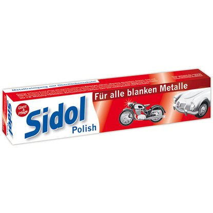 Metallreiniger in der Tube Sidol Polish 100 ml