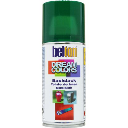 Belton Dream Colors Basislack Spray glänzend Grün 150 ml