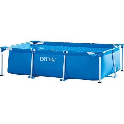 Intex Rahmen Pool-Set Family 300 cm x 200 cm x 75 cm