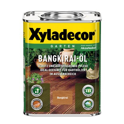 Xyladecor Bangkirai-Öl 750 ml