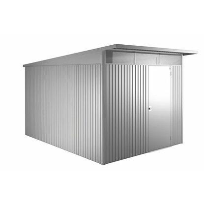biohort ger tehaus avantgarde gr e xxl silber metallic b x t 260 cm x 380 cm kaufen bei obi. Black Bedroom Furniture Sets. Home Design Ideas