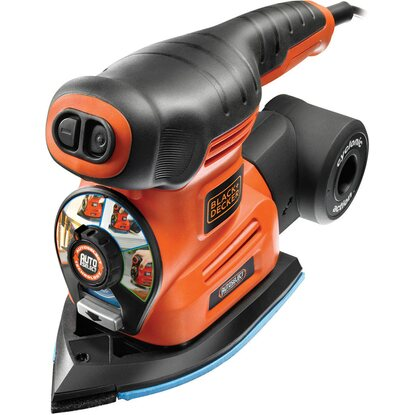 Black+Decker Multischleifer Autoselect KA280K
