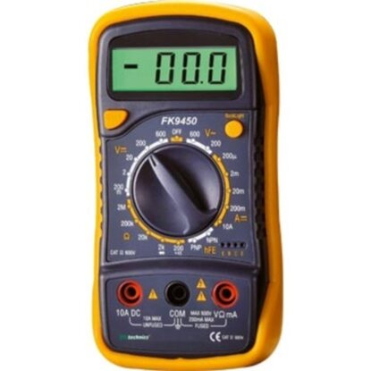 Multimeter Digital 8500