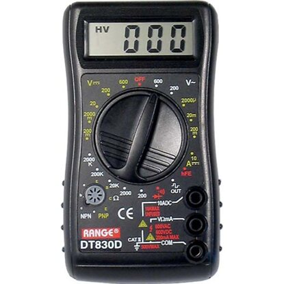 Multimeter Digital MT-01