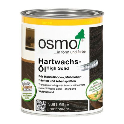 osmo hartwachs l silber 750 ml kaufen bei obi. Black Bedroom Furniture Sets. Home Design Ideas