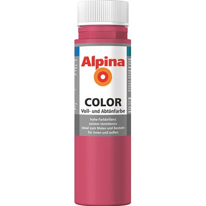 Alpina Color Shocking Pink seidenmatt 250 ml
