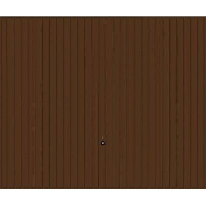 schwingtor pearl terrabraun 2500 mm x 2125 mm kaufen bei obi. Black Bedroom Furniture Sets. Home Design Ideas