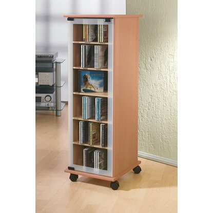 vcm cd dvd m bel valenza buche nachbildung kaufen bei obi. Black Bedroom Furniture Sets. Home Design Ideas