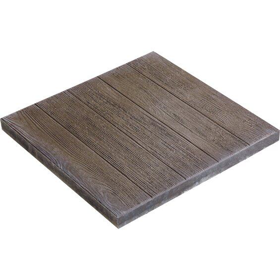 terrassenplatte tecno bio marrone 50 cm x 50 cm x 3 8 cm im obi online shop. Black Bedroom Furniture Sets. Home Design Ideas