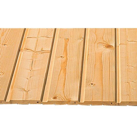 profilholz nut und feder 12 5 mm x 96 mm x 2100 mm kaufen bei obi. Black Bedroom Furniture Sets. Home Design Ideas