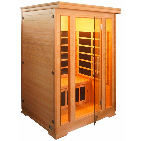 sanotechnik infrarotkabine komfort im obi online shop. Black Bedroom Furniture Sets. Home Design Ideas