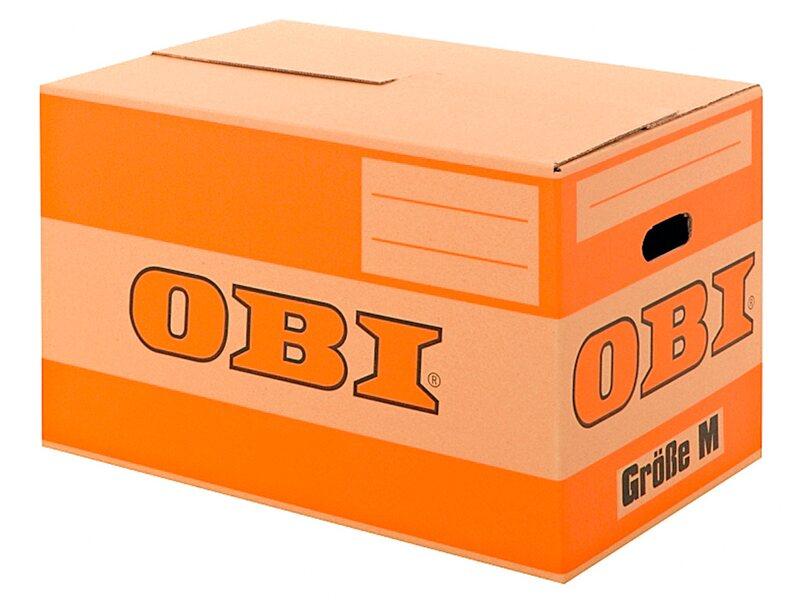 Umzugskartons Online Kaufen Bei OBI