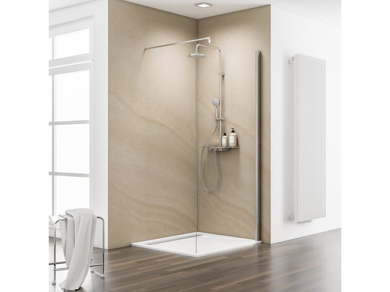 Douchewand 70 Cm : Duschwand kaufen bei obi