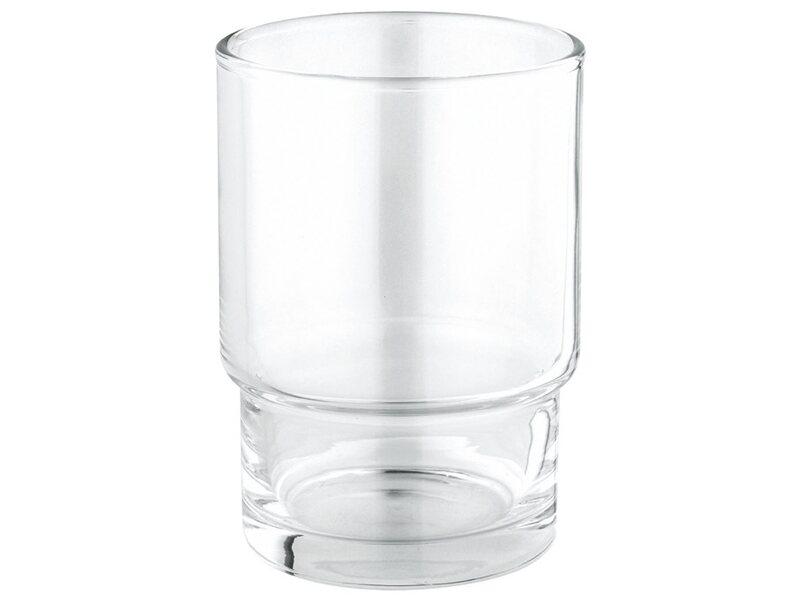 grohe essentials kristallglas becher glas kaufen bei obi. Black Bedroom Furniture Sets. Home Design Ideas