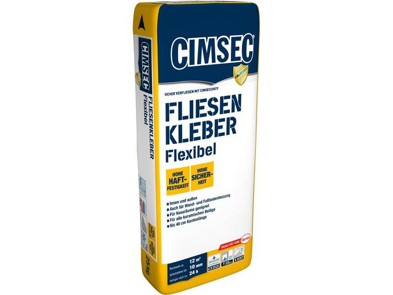 Sehr Cimsec Fliesenkleber Flexibel 25 kg kaufen bei OBI OS42