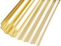polyesterwellbahn 76 18 gelb 125 cm breit kaufen bei obi. Black Bedroom Furniture Sets. Home Design Ideas