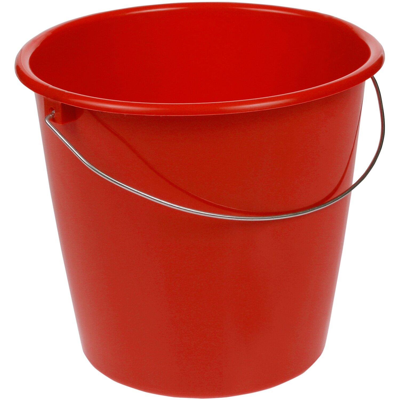 Super Ok Eimer 10 l Rot kaufen bei OBI KF49