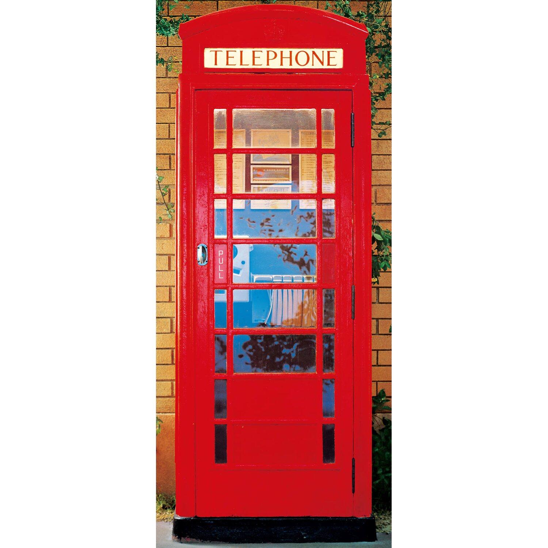 Poster Telefonzelle 86 cm x 200 cm
