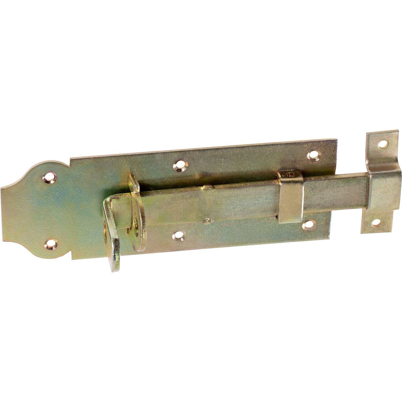 Top Türriegel Gelb Verzinkt 180 mm x 65 mm kaufen bei OBI RO91