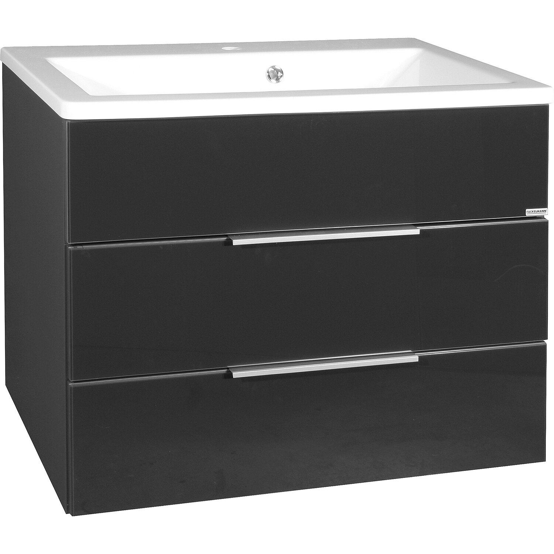 fackelmann waschbeckenunterschrank 2 schubladen kara. Black Bedroom Furniture Sets. Home Design Ideas