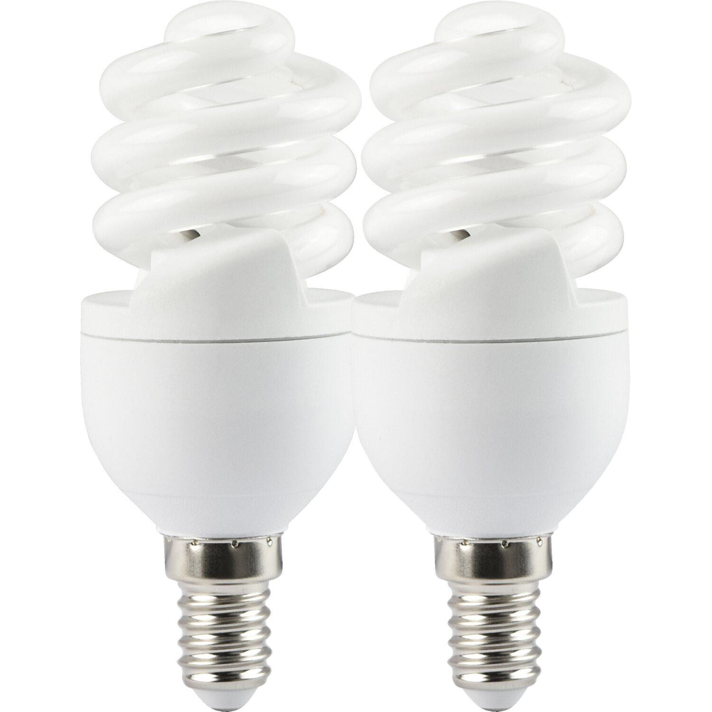 CMI Energiesparlampe Twist E14 / 8 W (430 lm) W...