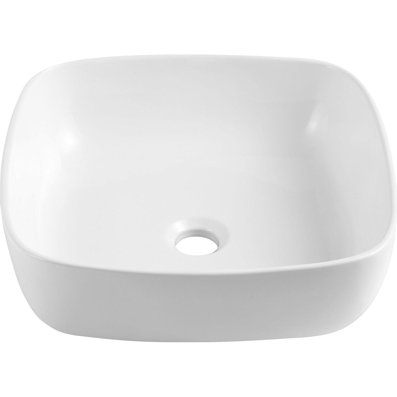 obi aufsatz waschbecken square kaufen bei obi. Black Bedroom Furniture Sets. Home Design Ideas