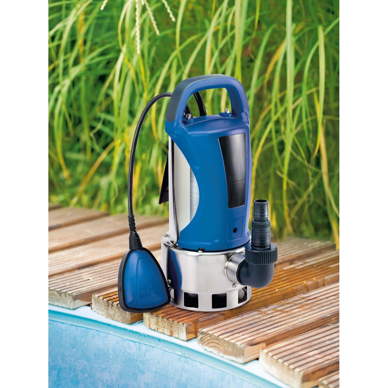 Schmutzwasser tauchpumpe stp 1000 kaufen bei obi for Schwimmbecken bei obi