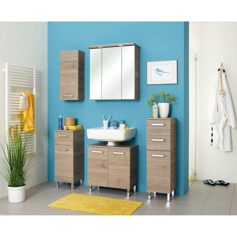 pelipal h ngeschrank 60 cm offenbach sanremo eiche kaufen bei obi. Black Bedroom Furniture Sets. Home Design Ideas