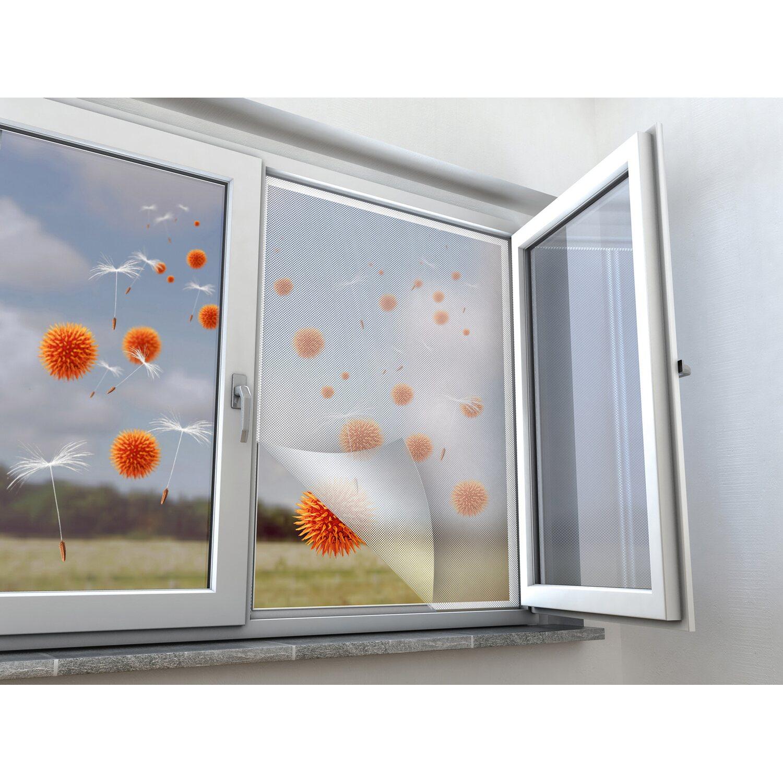 Pollenschutznetz Fenster 130 Cm X 150 Cm Anthrazit Kaufen Bei Obi