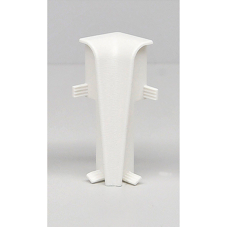 Megafloor Innenecke Weiß